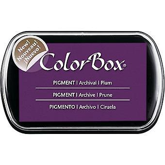 Clearsnap ColorBox Pigment Muste Täysikokoinen luumu