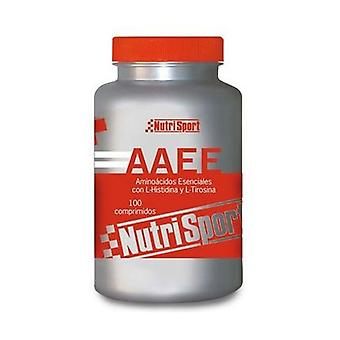 Essentiële aminozuren 100 capsules van 500mg
