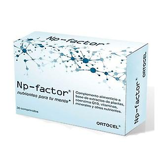 NP Factor 30 tablets