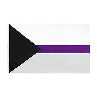 Lgbtqia Ace Community Demi Asexual Pride Flag 90x150cm