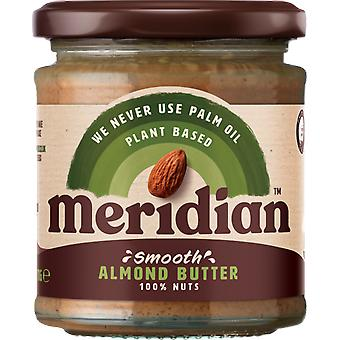 Meridian Foods Smooth Almond Butter 6x170 gr
