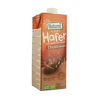دقيق الشوفان والشوكولاتة ومشروب الكالسيوم 1 لتر