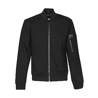 Antony Morato Zip Sweat Jacket Noir