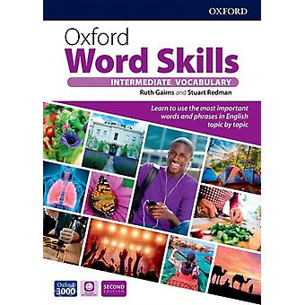 Oxford Word Skills Intermediate Students Pack by Varios Autores