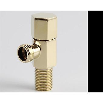 304 Aço inoxidável, válvula de ângulo bidê para banheiro