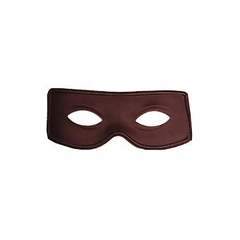 Smiffy&s Black Bandit Zorro Maska do twarzy Fancy Dress Costume