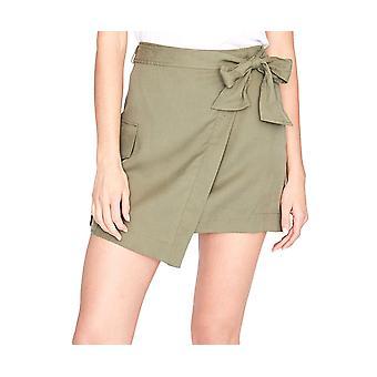 RACHEL Rachel Roy | Utility Pocket Wrap Skirt