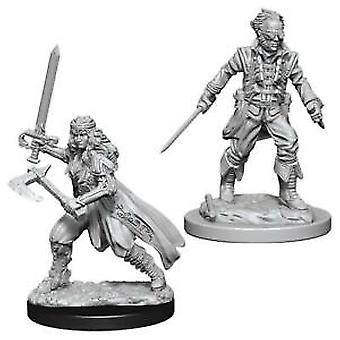Donjons & Dragons Nolzur&apos&s Marvelous Nonplicted Miniatures - Vampire Hunters