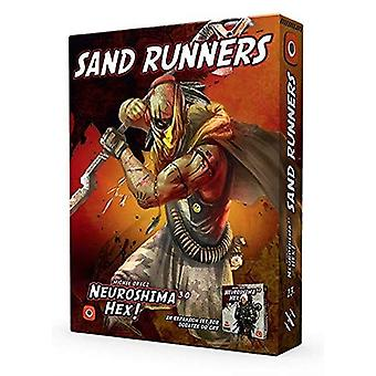 Neuroshima Hex! 3.0 Sand Runners