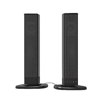 Barra de sonido Bluetooth inalámbrica de 20w con puerto Usb (490 * 50 * 50 mm)