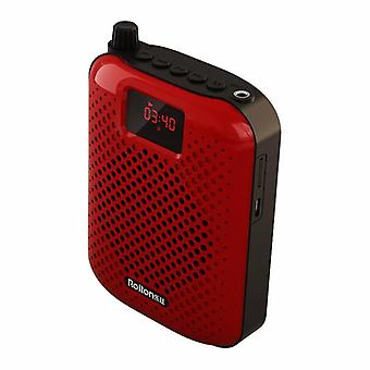 Portable K500 Microphone- Bluetooth Loudspeaker, Auto Pairing Voice Amplifier