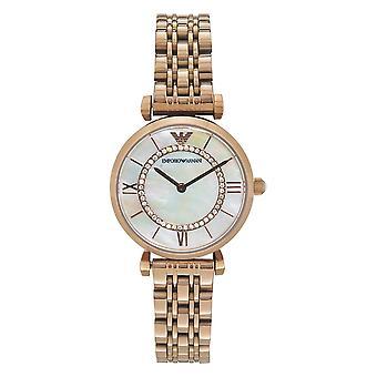 Armani Ar1909 Armani Rose Gold Ladies Watch