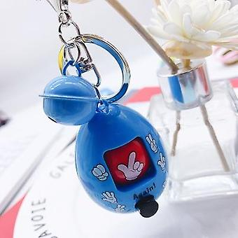 Rock Scissors Paper Toys, Egg Pendants, Key Ring Decorative Pendants, Family