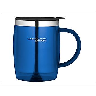 Thermos Thermocafe Desk Mug Blue 450ml 187075