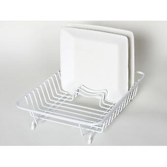 Delfinware Compact Dish Drainer White 2020