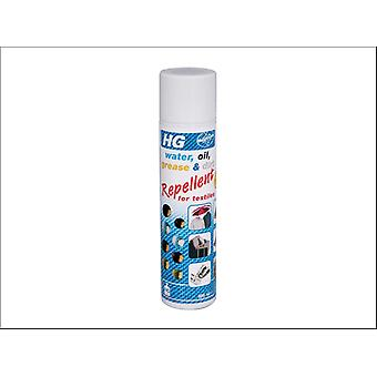 HG Water Oil Grease & Dirt Repellent For Textiles 300ml