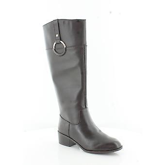 Alfani Womens Briaah Closed Toe Over Knee Fashion Boots