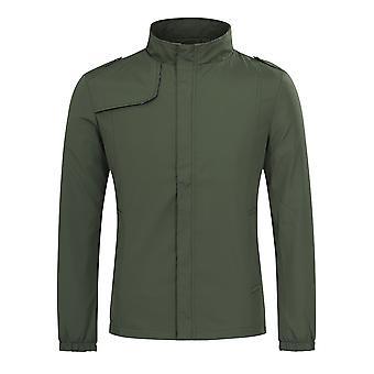 Allthemen Men's Casual Jacket Slim Fit Outdoor Lightweight Fashion Jackets