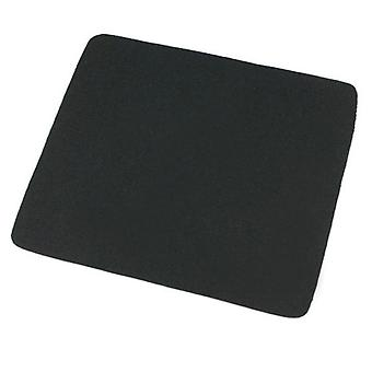 22*18cm Universal Mouse Pad Mat For Laptop Computer Tablet Pc Black 51029 J08t