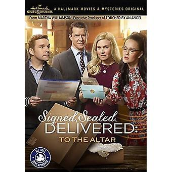 Signed Sealed Delivered: To The Altar [DVD] USA import