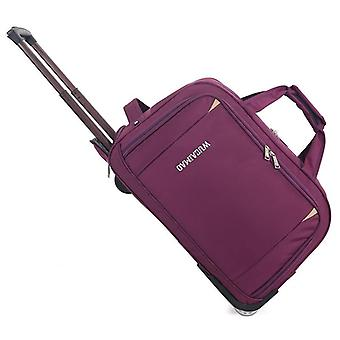 Trolley Wheeled Carrying Bag, Rolling Suitcase Bag
