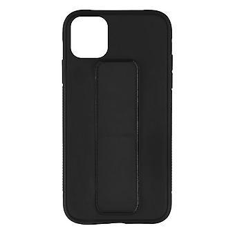Mobiilikansi iPhone 12 Mini KSIX Standing Black