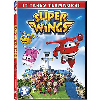 Super Wings [DVD] USA import