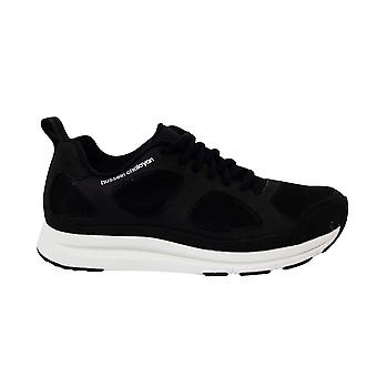 Puma H. Chalayan Mens Black Haast Summer Lace Up Textile Trainers 355735 04