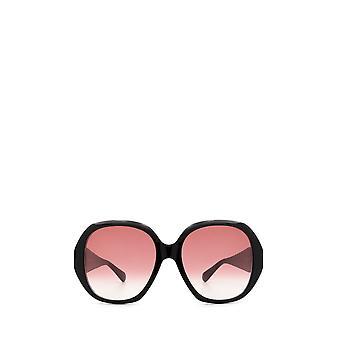Gucci GG0796S czarne żeńskie okulary przeciwsłoneczne