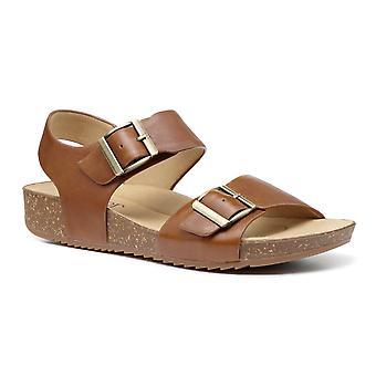 Hotter Women's Tourist II Slim Fit Buckle Attache Sandals