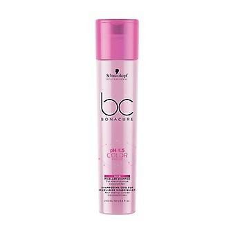 Bc ph 4.5 color freeze shampoo rishampoo 250 ml of gel