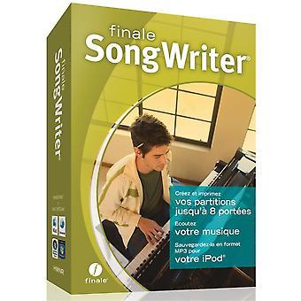 Finale SongWriter Französisch -