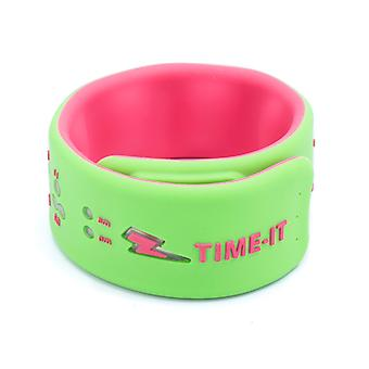 Unisex Watch Time-It TIT Green Pink