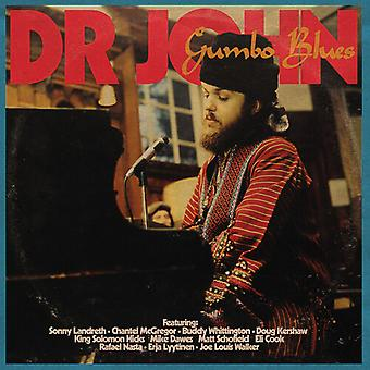Dr. John / Landreth,Sonny / Mcgregor,Chantel - Gumbo Blues (Colored Vinyl) [Vinyl] USA import