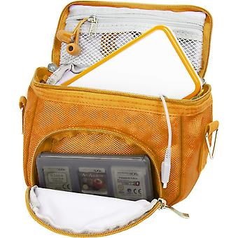 Orzly travel bag for nintendo ds consoles (new 2ds xl / 3ds / 3ds xl/new 3ds / new 3ds xl/original d wof01065