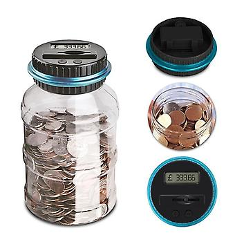 Electronic Piggy Bank Counter Coin