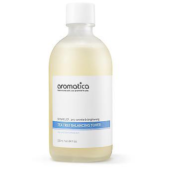 Aromatica Tea Tree Emulsión Equilibrante 100 ml