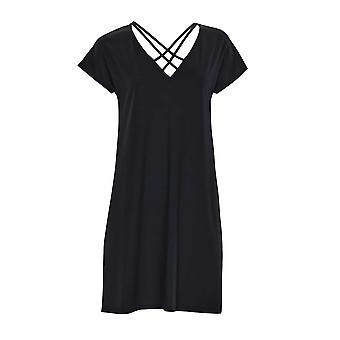 Sunflair Sunny Funnies 23303-05 Women's Black Beach Dress
