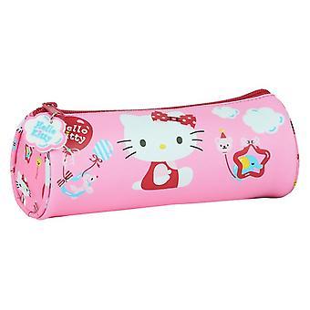 Holdall Hello Kitty Balloon Pink