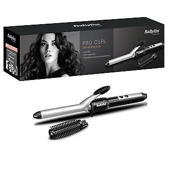 BaByliss 2284U Pro curl definierade glänsande keramiska hår curling tänger Iron WAVER