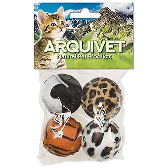 Arquivet Leopard bold (katte, legetøj, bolde)