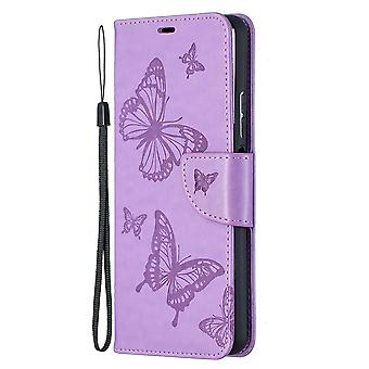 Tapaus Huawei P Smart 2021 Butterfly Patternille