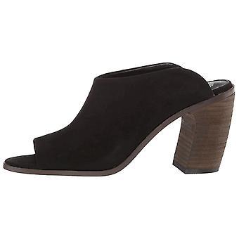 Vince Camuto Naisten kengät Mesella Nahka Peep Toe Casual Muuli Sandaalit