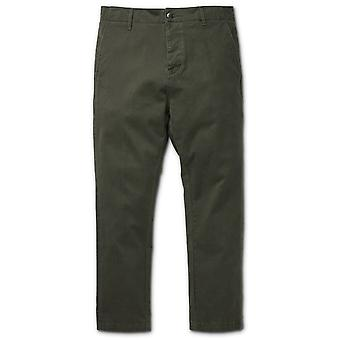 Etnies Monitor E-Flex Tapered Chino Trousers in Carbon