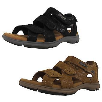 Aravon Womens REVSoleil Adjustable Sandal Shoes