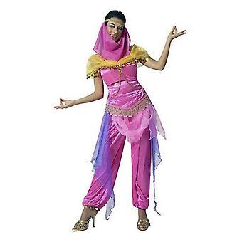 زي للكبار الأميرة العربية الوردي