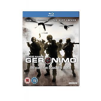 Kodnamn: Geronimo - Jakten på Usama bin Ladin Blu-ray
