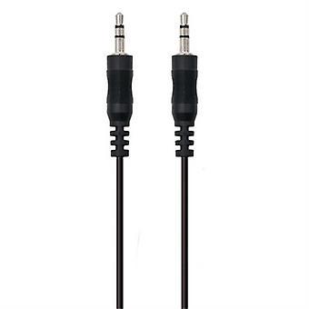 Audio Jack Cable (3.5mm) Ewent Black/10 m