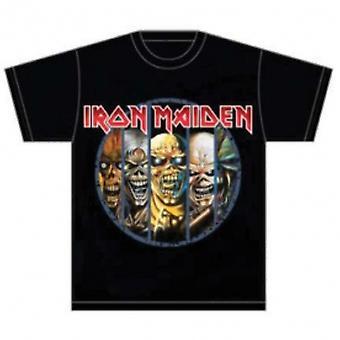 Iron Maiden Eddie Evolution Mens T-shirt: XXL