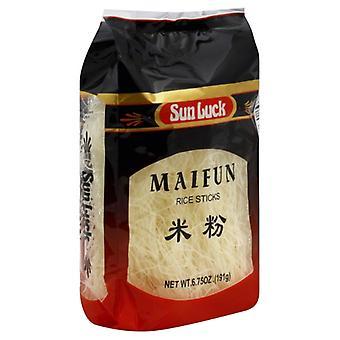 Sun Luck Rice Stick Maifun, Case of 12 X 6.75 Oz